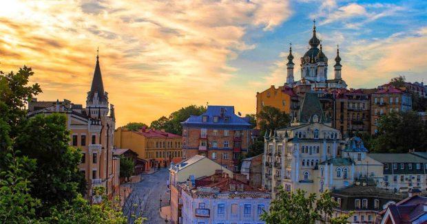Места в Киеве, где загадать желание