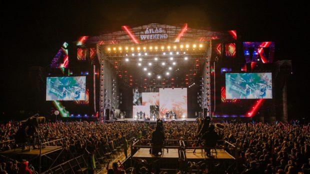 Atlas Weekend 2019, фестиваль Киев