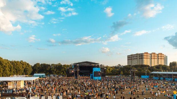 Фестиваль Киев
