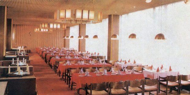 Исторические киевские рестораны