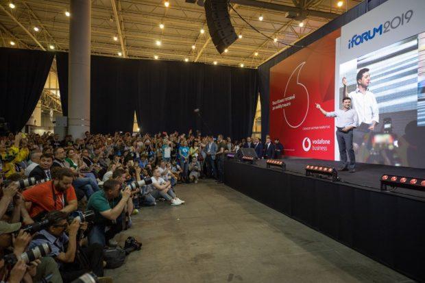 О чем говорил Зеленский на iForum 2019: главные тезисы