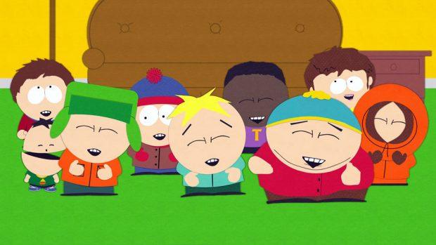сериал South Park