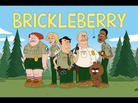 """Мультфлильм Brickleberry (""""Бриклберри"""")"""