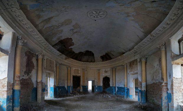 Дворец Тора Ланге, Винницкая область