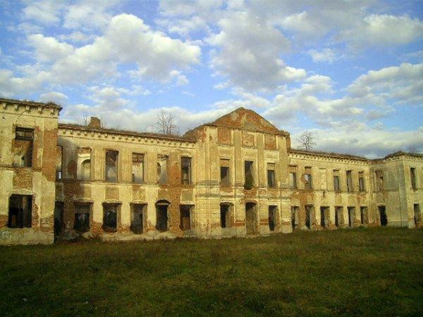 Дворец Сангушков, Изяслав