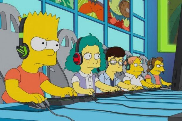 мультфильм «Симпсоны»
