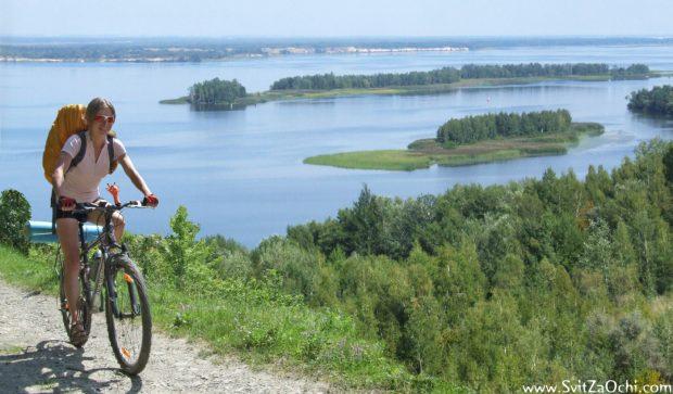 Днепровские кручи, Киевская область