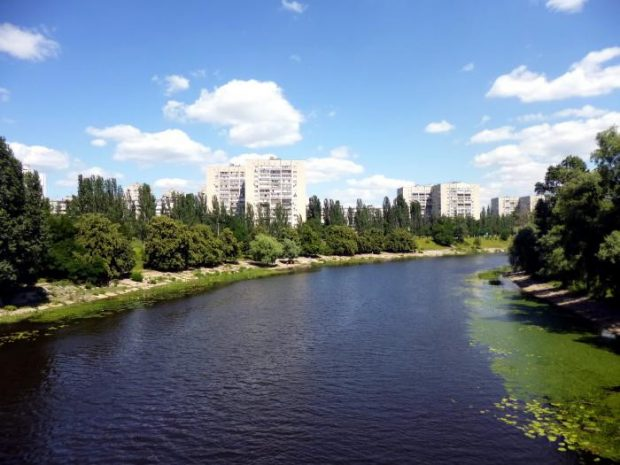 Вдоль Русановского канала укрепят берега и построят зону отдыха