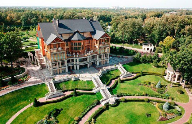 Парк Межигорье