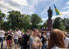 В Киеве провели марш за освобождение заложников Кремля