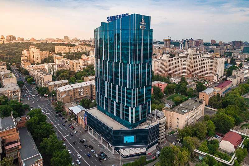 101 Тауэр Киев