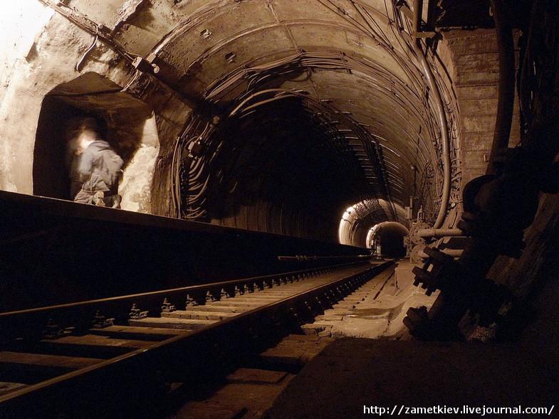 Недостроенная станция «Герцена»