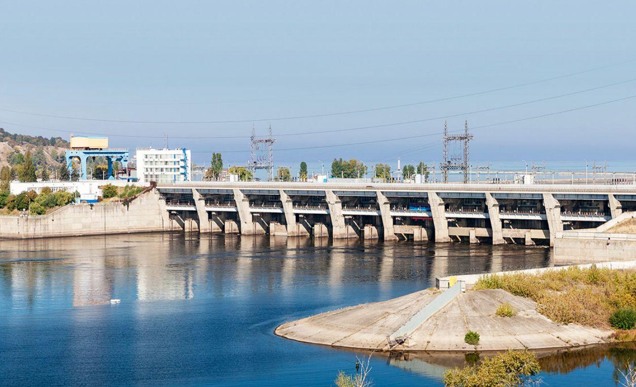 Киевская ГЭС Киев