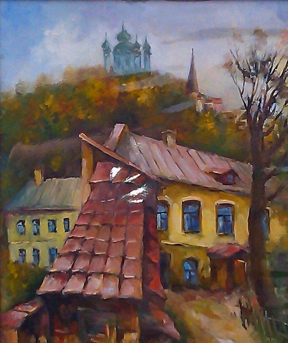 Киевский дворик