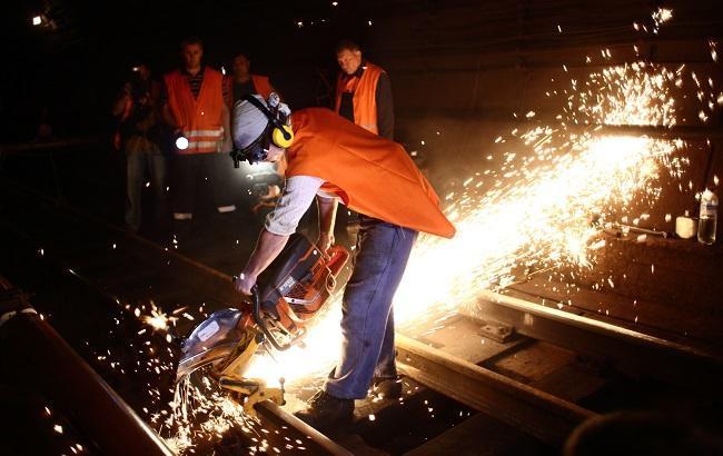 Ночные работы в метро