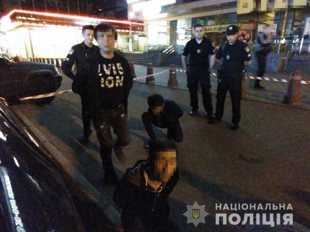 Киевская полиция начала уголовное производство по факту хулиганских действий в столичном кафе