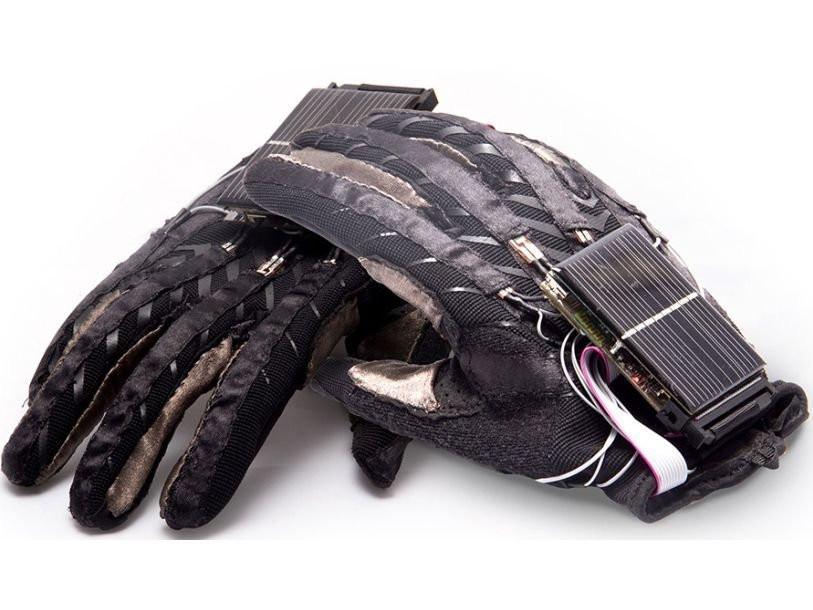 Умные перчатки Киев
