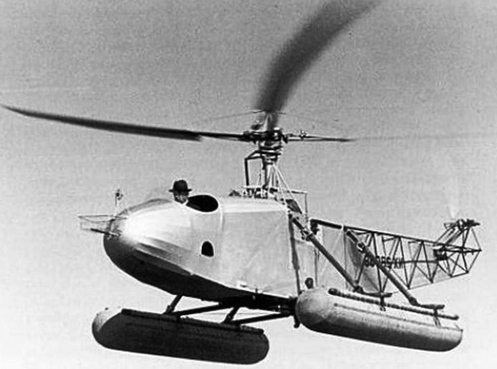 Вертолет-амфибия Киев