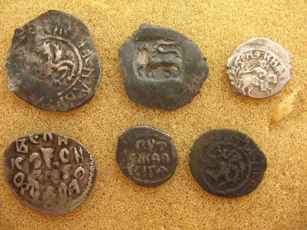 Монеты Киевской Руси