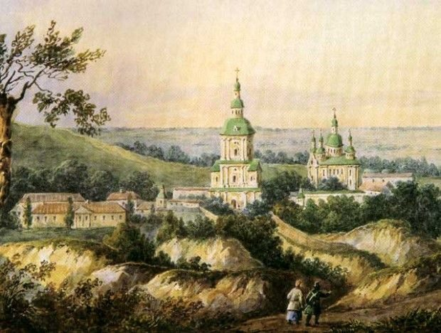 Кириллловский монастырь
