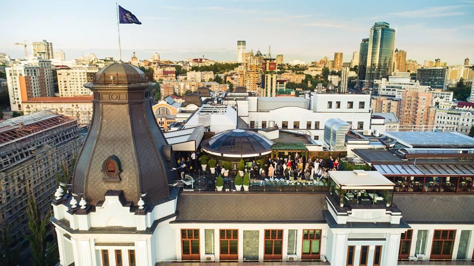Атмосфера ресторан Киев