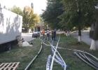 На одном из столичных коллекторов заменили 32 метра поврежденного участка