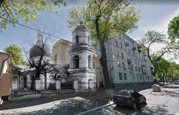 Борисо-Глебская церковь