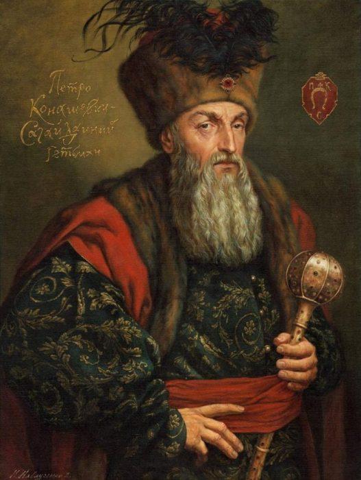 Гетман Петро Сагайдачный