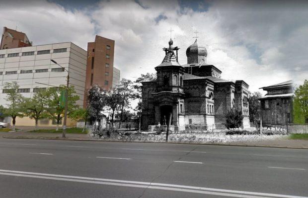 Храм Целителя Пантелеймона