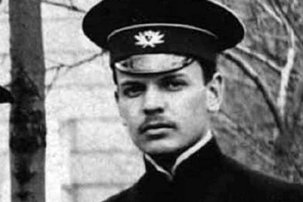 Гимназист Константин Паустовский