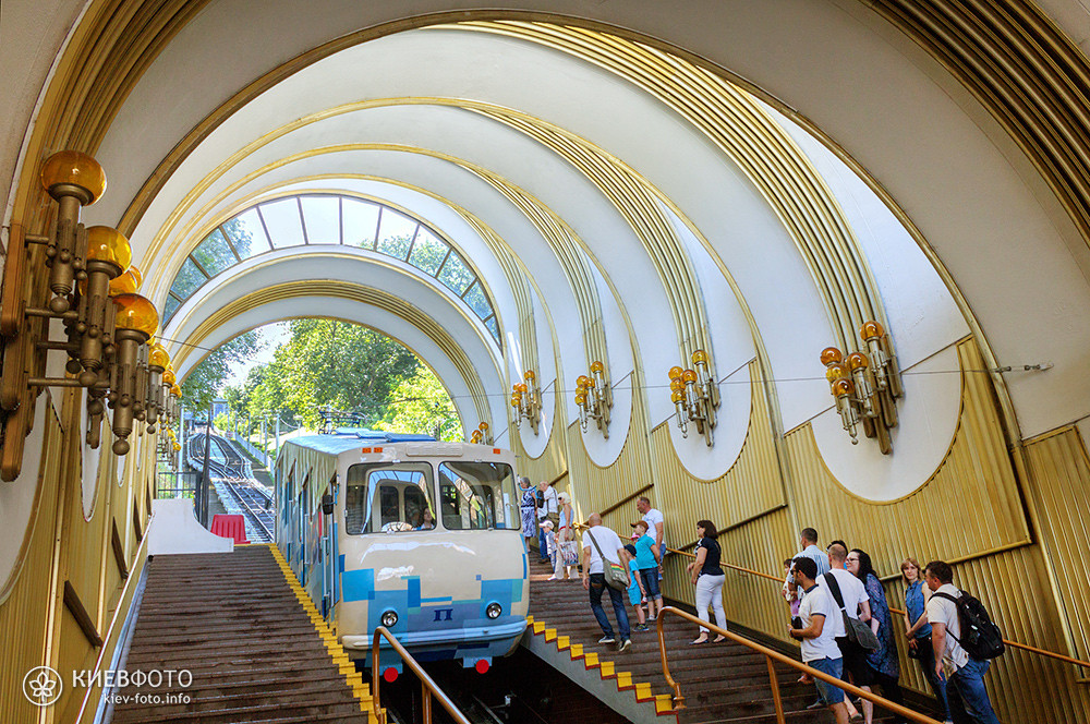 Фуникулер Киев