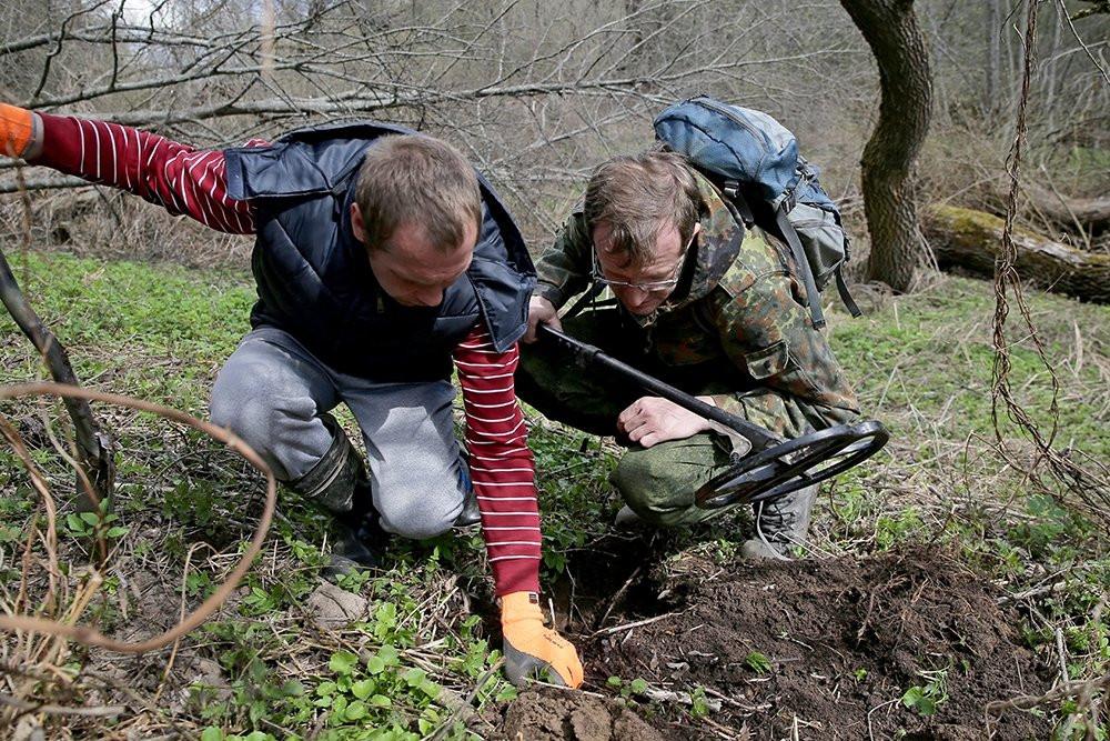 Кладоискатели Киев