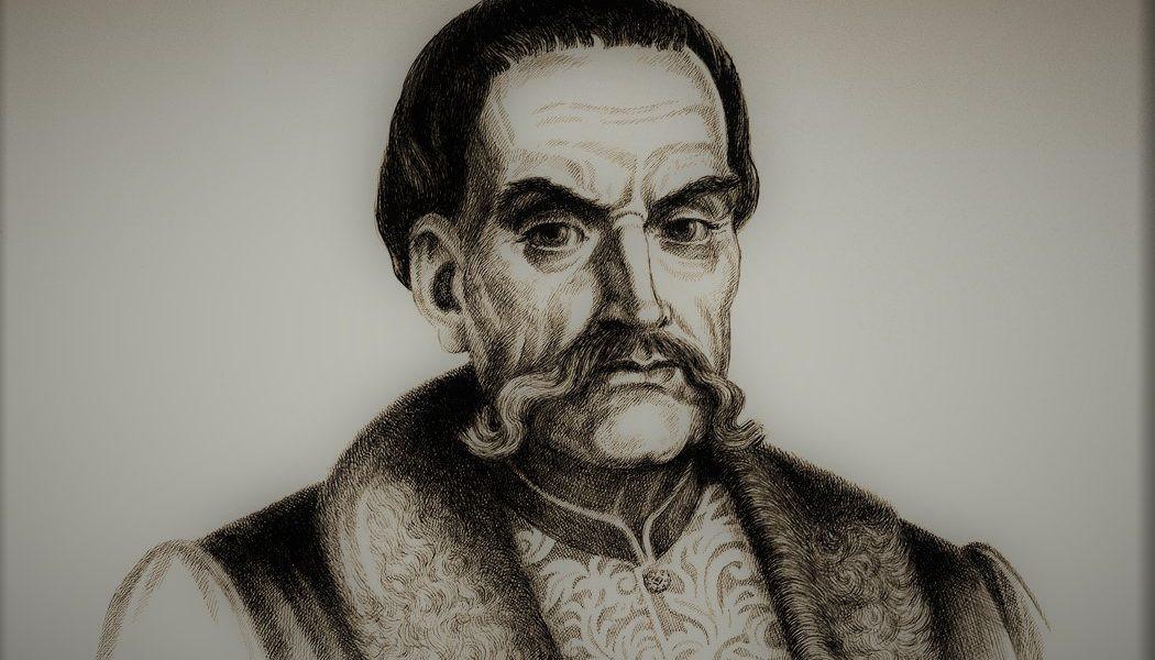 Иван Мазепа Киев