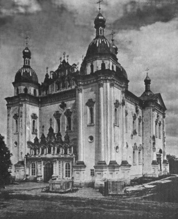 Никольский военный собор