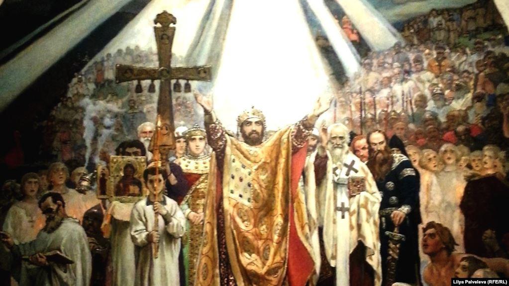 Князь Владимир Киев