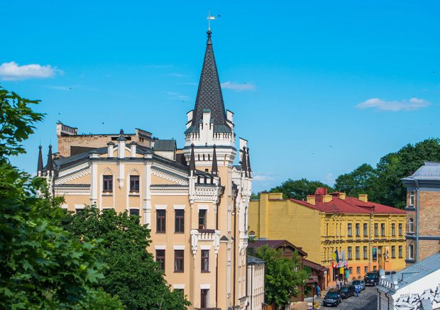 Замок Ричарда Киев