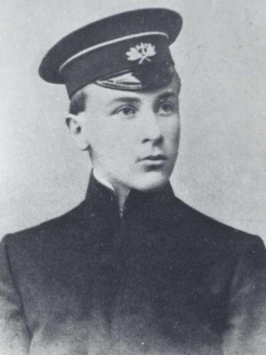 Гимназист Михаил Булгаков
