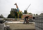 Кличко показал, как обновляют столичный зоопарк