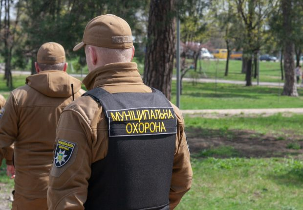 Парк культуры и отдыха «Гидропарк» будет охранять муниципальная охрана