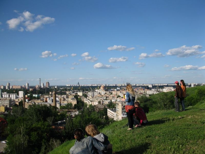 Батыева гора Киев