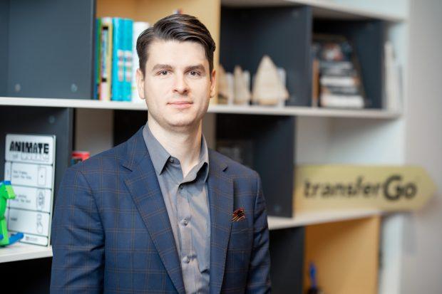 Даумантас Двилинскас, CEO TransferGo