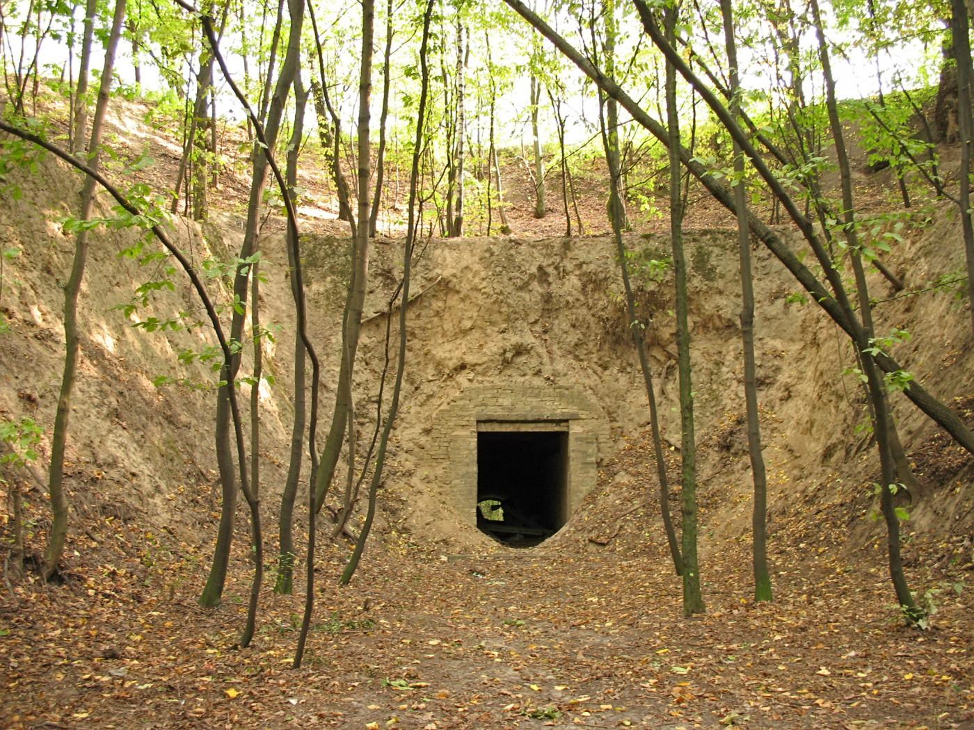Подземный ход Лысая гора Киев