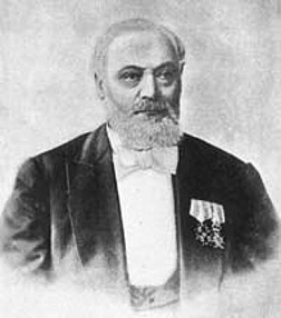 Кирпичный король Яков Бернер