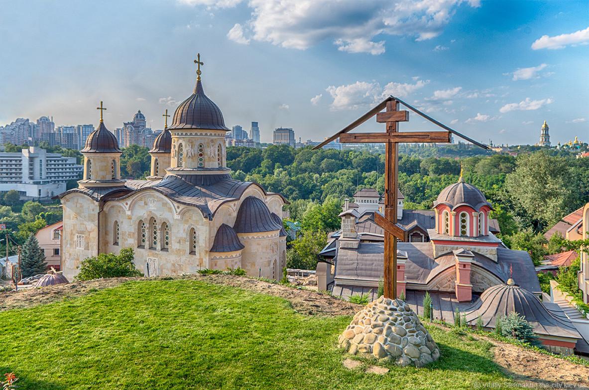 Зверинецкая гора Киев