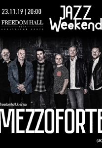 Mezzoforte Киев