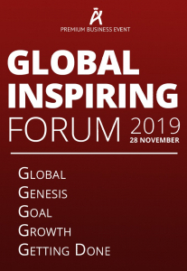 Global Inspiring Forum 2019 Киев