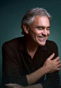 Andrea Bocelli Киев