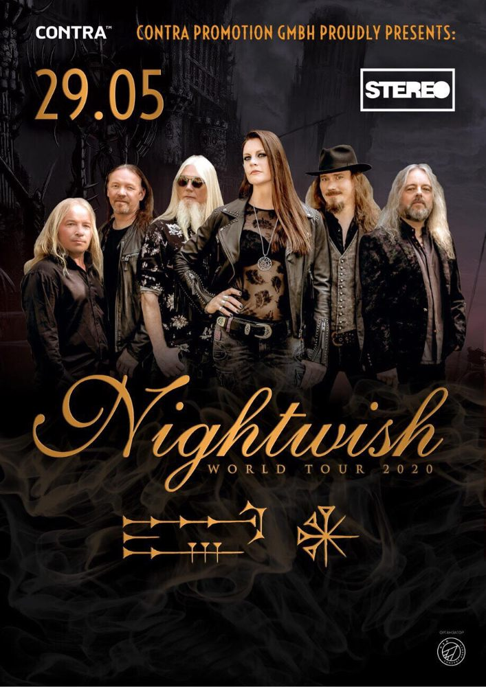 NIGHTWISH Киев