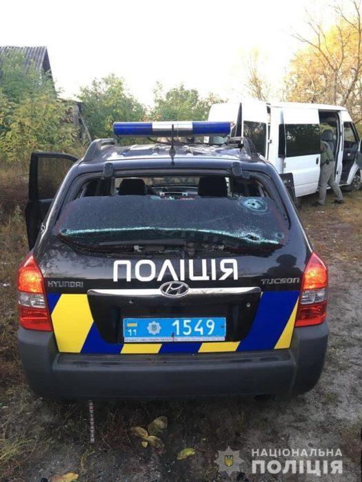 Во время спецоперации полицейские ликвидировали злоумышленника, который открыл огонь в правоохранителей на Оболоне