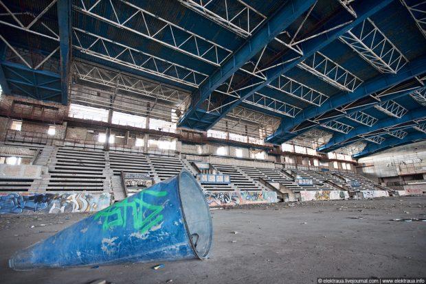 Ледовый стадион, Киев